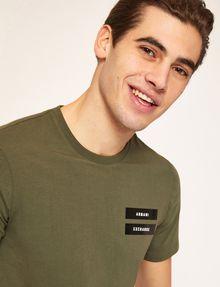 ARMANI EXCHANGE T-SHIRT SLIM CON LOGO T-shirt con logo Uomo a