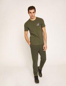 ARMANI EXCHANGE T-SHIRT SLIM CON LOGO T-shirt con logo Uomo d