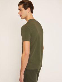 ARMANI EXCHANGE T-SHIRT SLIM CON LOGO T-shirt con logo Uomo e