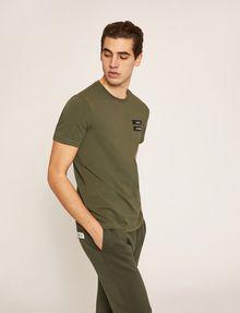 ARMANI EXCHANGE T-SHIRT SLIM CON LOGO T-shirt con logo Uomo f