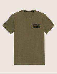 ARMANI EXCHANGE T-SHIRT SLIM CON LOGO T-shirt con logo Uomo r