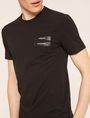 ARMANI EXCHANGE EQUAL SIGN SLIM LOGO TEE Logo T-shirt [*** pickupInStoreShippingNotGuaranteed_info ***] b