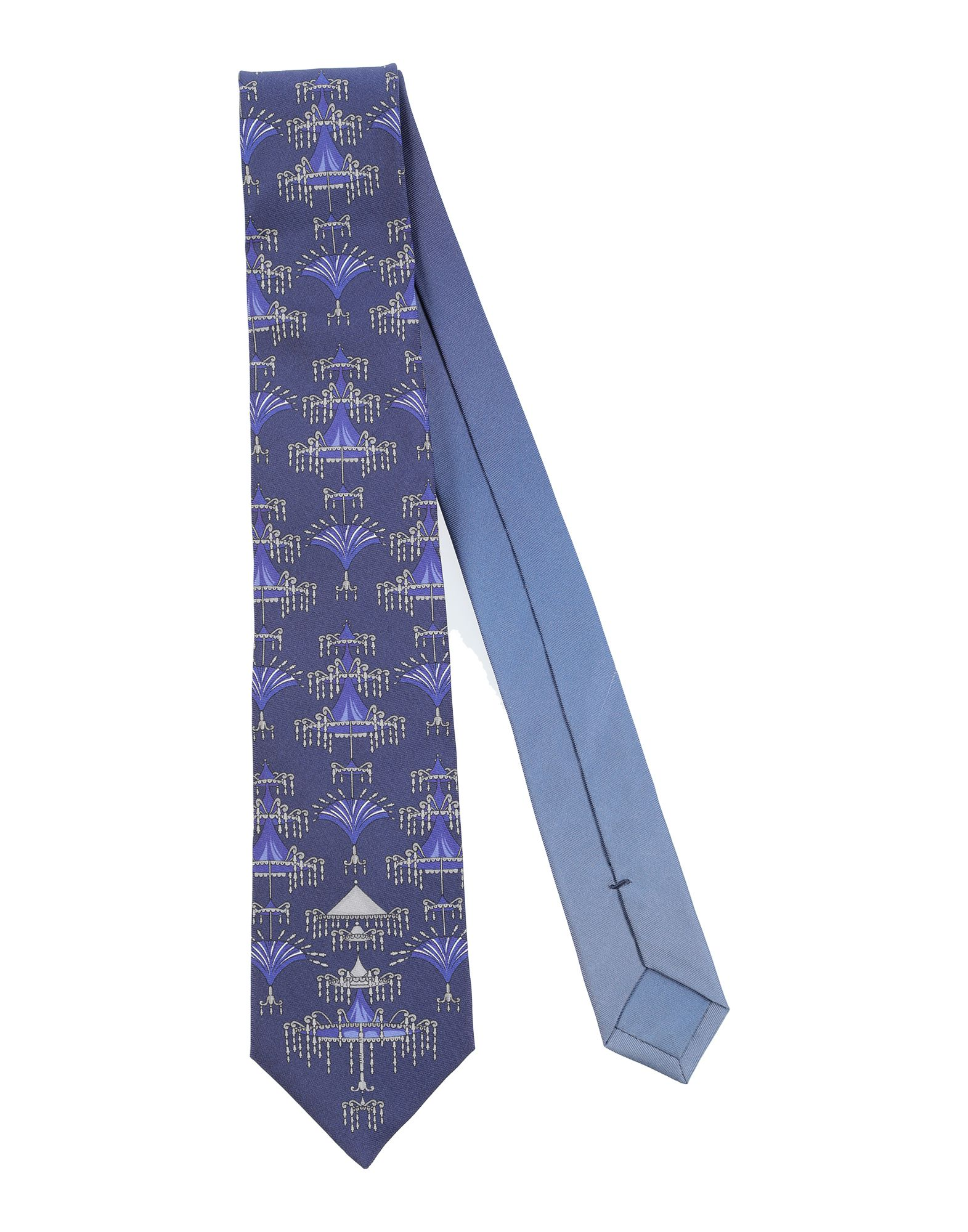 GIANNI VERSACE Галстук versace бордовый галстук в клетку внизу с логотипом versace 821752 page 3