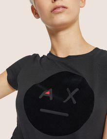 ARMANI EXCHANGE T-SHIRT AVEC LOGO EMOJI A|X T-shirt graphique [*** pickupInStoreShipping_info ***] a