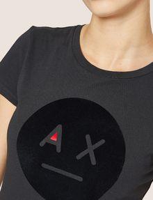 ARMANI EXCHANGE T-SHIRT AVEC LOGO EMOJI A|X T-shirt graphique [*** pickupInStoreShipping_info ***] b