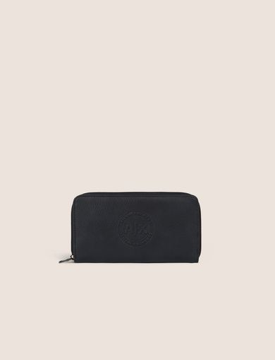 CIRCLE LOGO CONTINENTAL WALLET