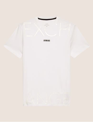 MIXED SCALE SHINE LOGO TEE
