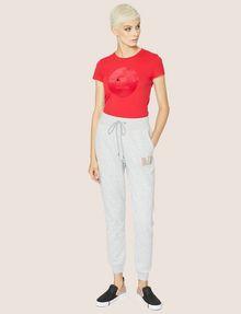 ARMANI EXCHANGE A|X EMOJI LOGO TEE Logo T-shirt Woman d
