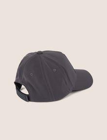ARMANI EXCHANGE RUBBER LOGO HAT Hat Man r