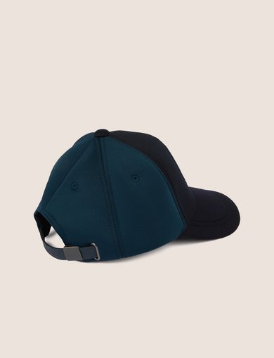 COLORBLOCK CIRCLE LOGO PATCH HAT