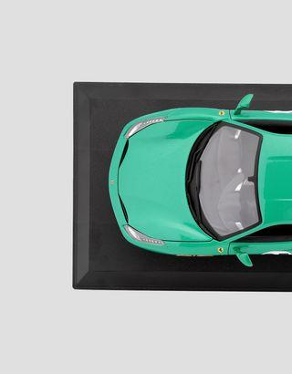 Scuderia Ferrari Online Store - Ferrari 488 GTB Green Jewel in 1:18 scale -