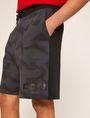 ARMANI EXCHANGE GEO CAMO BLOCKED SWEATSHORT Fleece Short Man b