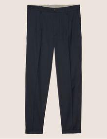 ARMANI EXCHANGE PLEAT-FRONT TROUSER PANT Dress Pant Man r