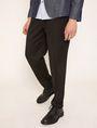 ARMANI EXCHANGE PLEAT-FRONT TROUSER PANT Smart Pant Man f