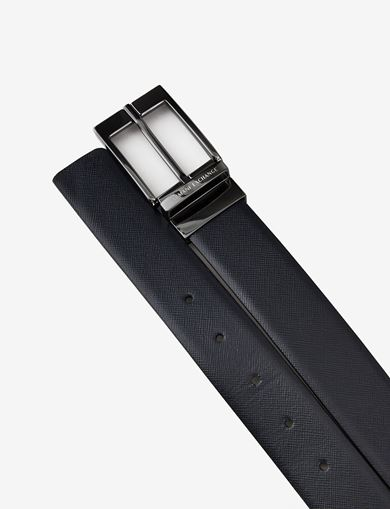 REVERSIBLE TEXTURED BELT