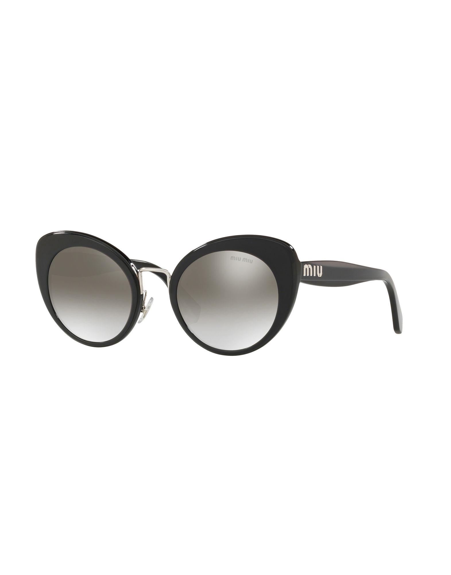 MIU MIU Солнечные очки оправа miu miu miu miu mi007dwhag36