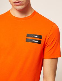 ARMANI EXCHANGE Logo-T-Shirt Herren b