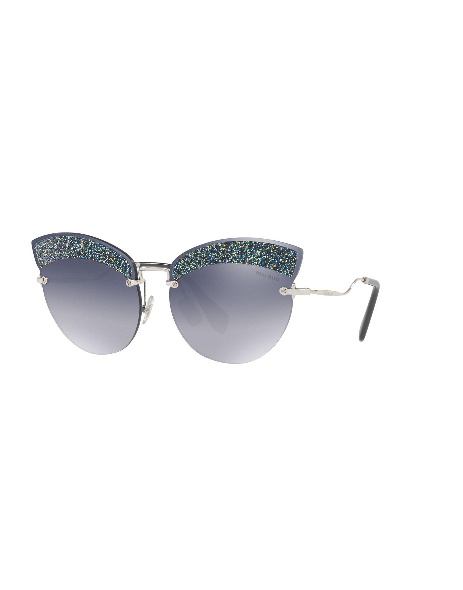 MIU MIU Солнечные очки miu miu купальный бюстгальтер