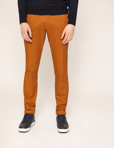 PANTALONI CHINO SLIM FIT CLASSICI
