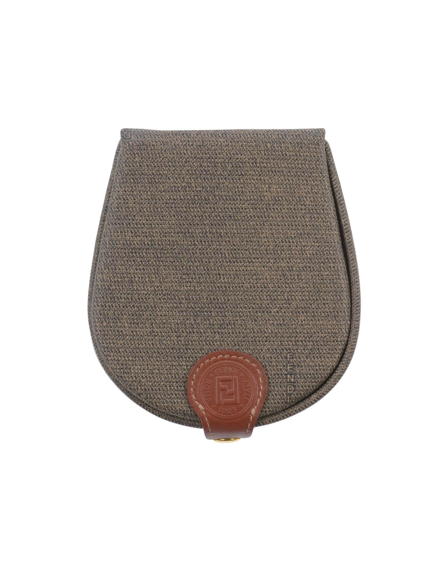 FENDI Кошелек для монет pink dandelion design кожа pu откидной крышки кошелек для карты держатель для samsung j5prime