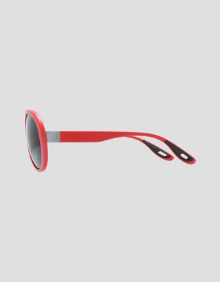 Scuderia Ferrari Online Store - Ray-Ban for Scuderia Ferrari 0RB3602M Limited Edition Great Britain GP - Sunglasses