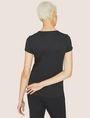 ARMANI EXCHANGE T-SHIRT MIT USED- UND UMGEDREHTEM LOGO Logo-T-Shirt [*** pickupInStoreShipping_info ***] e