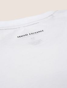 ARMANI EXCHANGE T-shirt grafica [*** pickupInStoreShippingNotGuaranteed_info ***] e