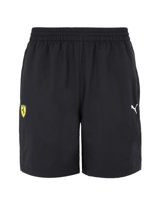 Scuderia Ferrari Online Store - Men's Scuderia Ferrari shorts - Shorts