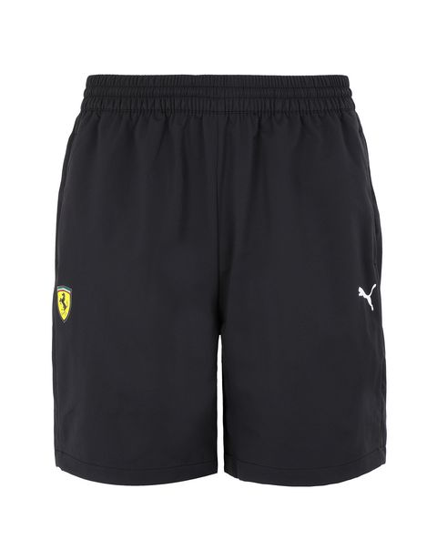 Scuderia Ferrari Online Store - Men's Scuderia Ferrari shorts -