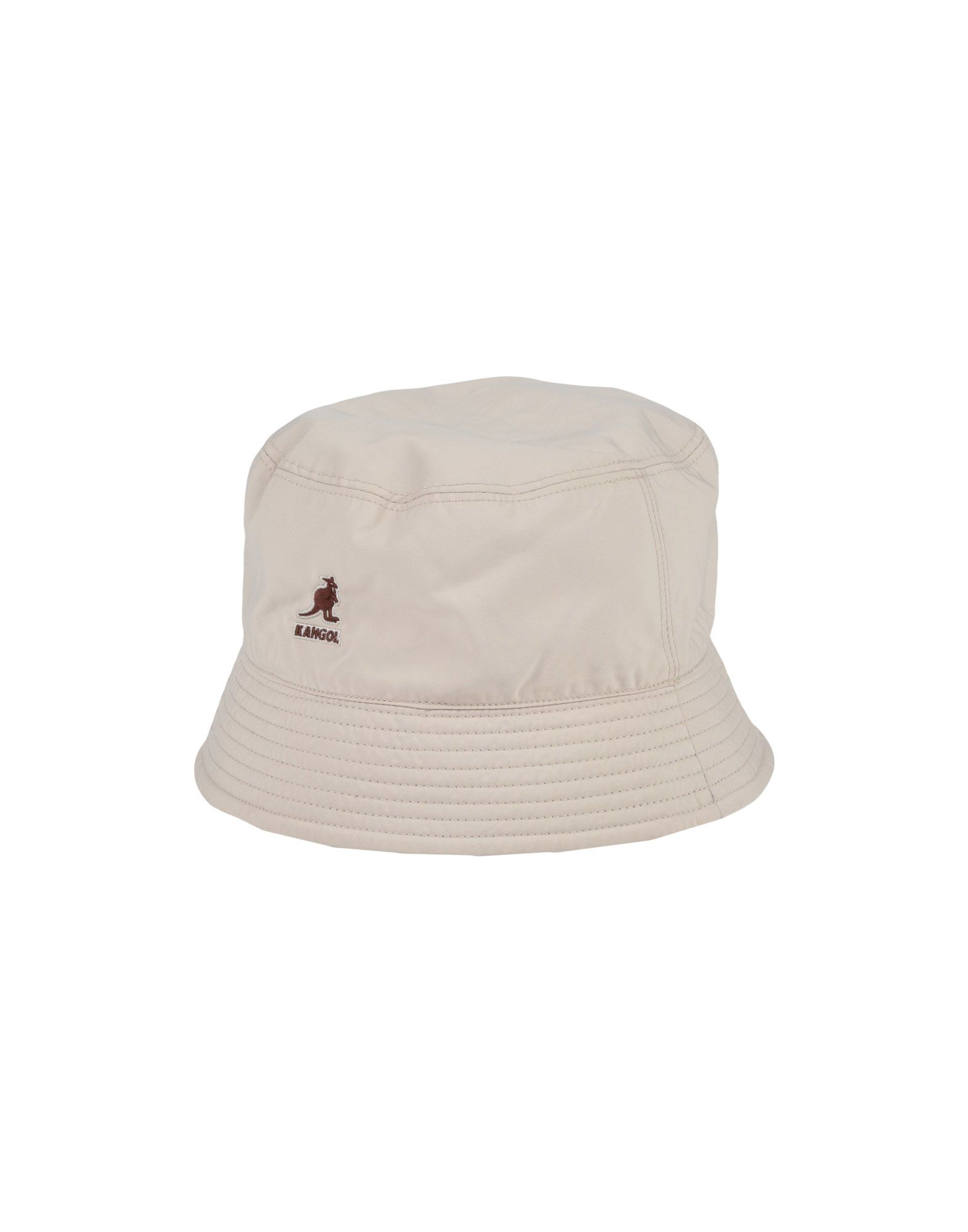 《2万円以上オーダーで送料無料》KANGOL メンズ 帽子 ベージュ M ポリエステル 100%