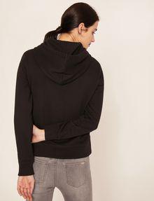 ARMANI EXCHANGE A|X EMOJI LOGO HOODIE Sweatshirt Woman e