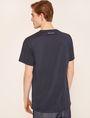 ARMANI EXCHANGE COMIC CAPTION LOOSE LOGO TEE Logo T-shirt Man e