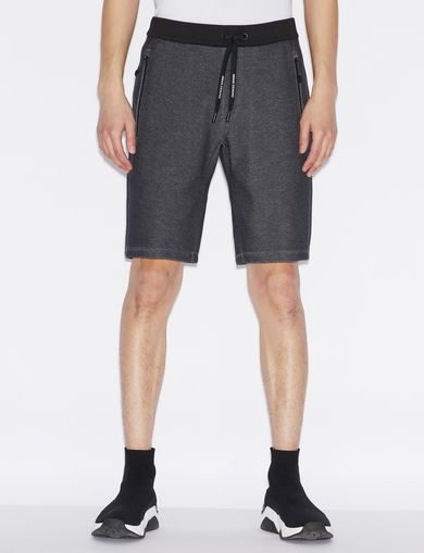 ARMANI EXCHANGE Fleece Short Man F