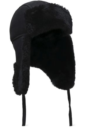 AUSTRALIA LUXE COLLECTIVE Shearling hat