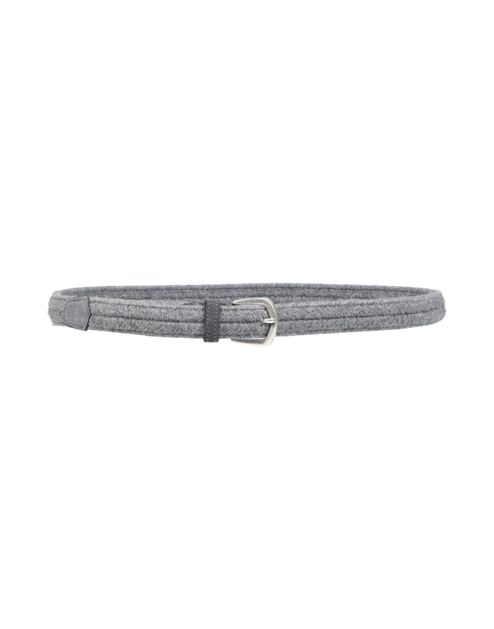 D'AMICO Belts in Gray