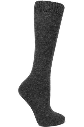 ISABEL MARANT Stretch-knit socks