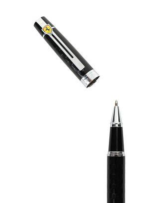 Scuderia Ferrari Online Store - Black Scuderia Ferrari Sheaffer 300 rollerball pen - Roller Pens
