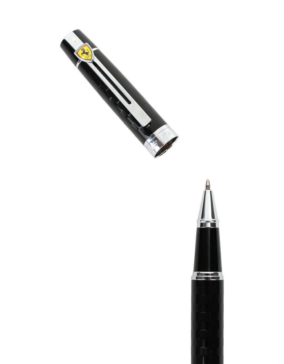 Scuderia Ferrari Online Store - Scuderia Ferrari black Sheaffer 300 rollerball pen - Roller Pens