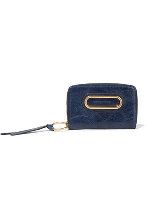 SEE BY CHLOÉ Textured-leather wallet