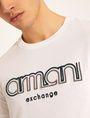 ARMANI EXCHANGE T-SHIRT SLIM CON LOGO RICAMATO T-shirt con logo [*** pickupInStoreShippingNotGuaranteed_info ***] b