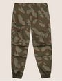 ARMANI EXCHANGE JOGGERS UTILITY CON TASCHE Pantalone cargo [*** pickupInStoreShippingNotGuaranteed_info ***] r