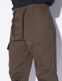 ARMANI EXCHANGE JOGGERS UTILITY CON TASCHE Pantalone cargo [*** pickupInStoreShippingNotGuaranteed_info ***] b