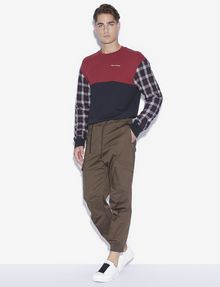 ARMANI EXCHANGE JOGGERS UTILITY CON TASCHE Pantalone cargo [*** pickupInStoreShippingNotGuaranteed_info ***] d