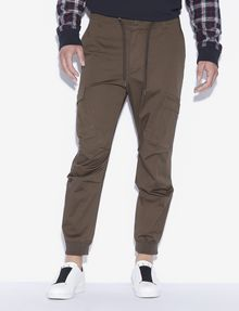 ARMANI EXCHANGE JOGGERS UTILITY CON TASCHE Pantalone cargo [*** pickupInStoreShippingNotGuaranteed_info ***] f