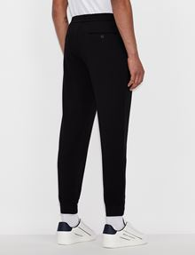 ARMANI EXCHANGE CLASSIC STREAMLINED JOGGER Fleece Pant [*** pickupInStoreShippingNotGuaranteed_info ***] e