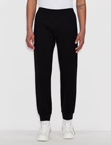 ARMANI EXCHANGE CLASSIC STREAMLINED JOGGER Fleece Pant [*** pickupInStoreShippingNotGuaranteed_info ***] f