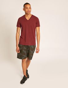 ARMANI EXCHANGE Pima-T-Shirt Herren d