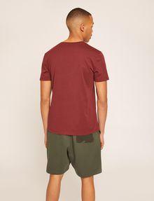 ARMANI EXCHANGE PIMA V-NECK TEE Solid T-shirt [*** pickupInStoreShippingNotGuaranteed_info ***] e