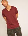 ARMANI EXCHANGE Pima-T-Shirt Herren a