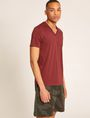 ARMANI EXCHANGE Pima-T-Shirt Herren f
